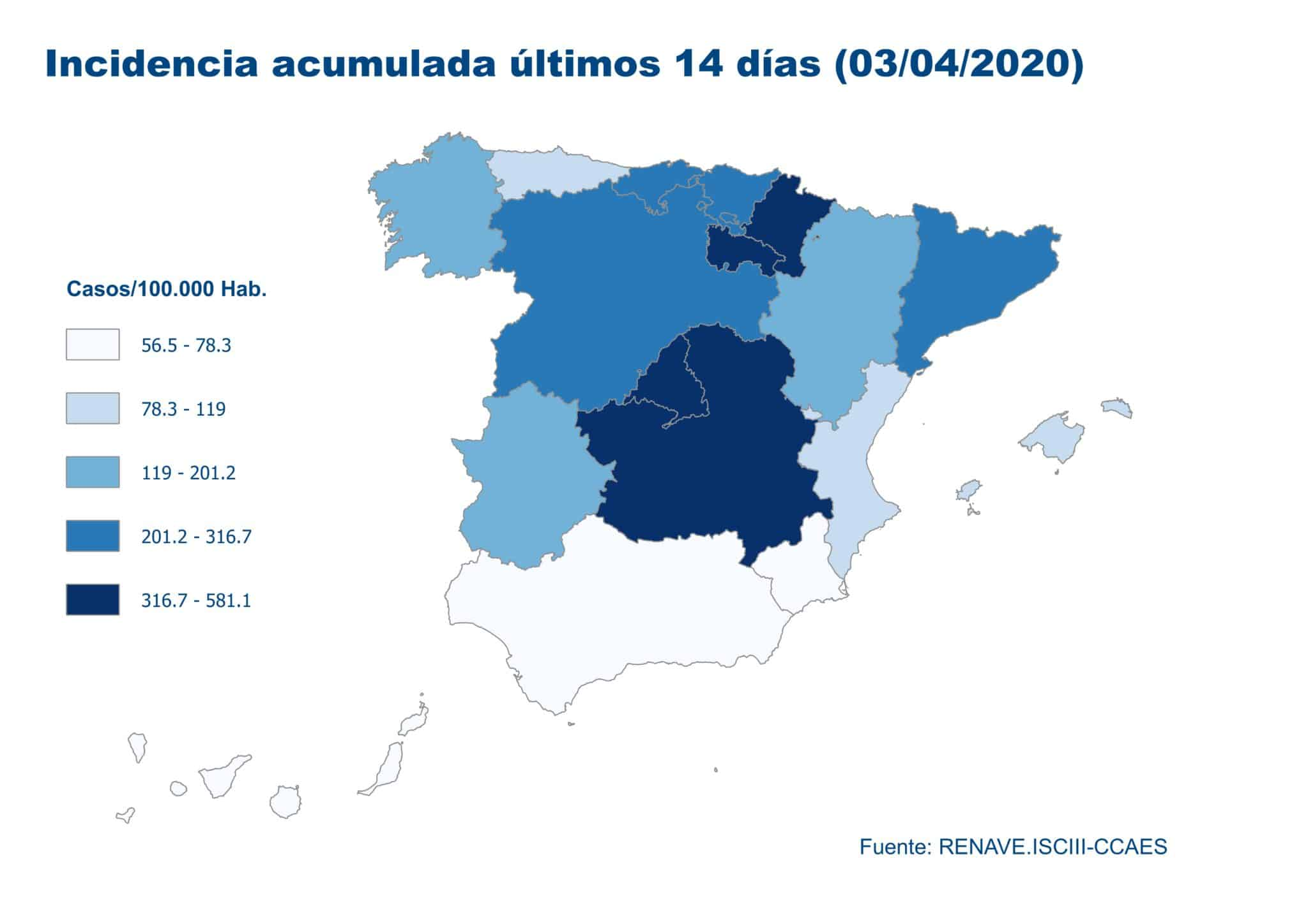 La cifra de fallecidos en La Rioja por coronavirus se eleva a 128 personas 3