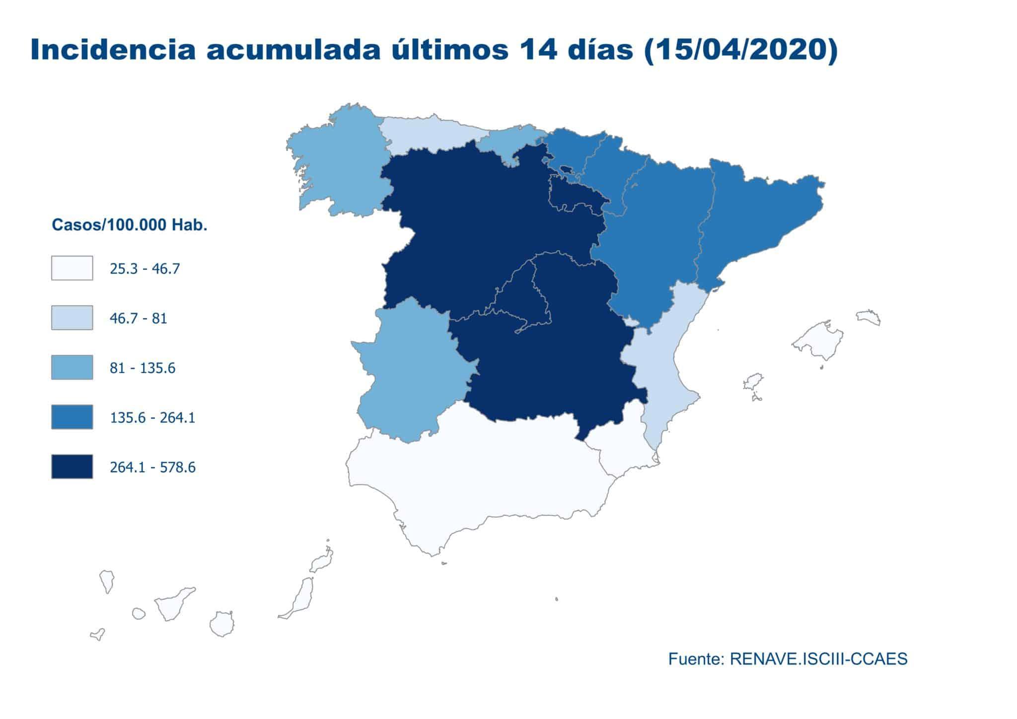 La Rioja registra 182 nuevos casos y cinco fallecidos más por coronavirus 3