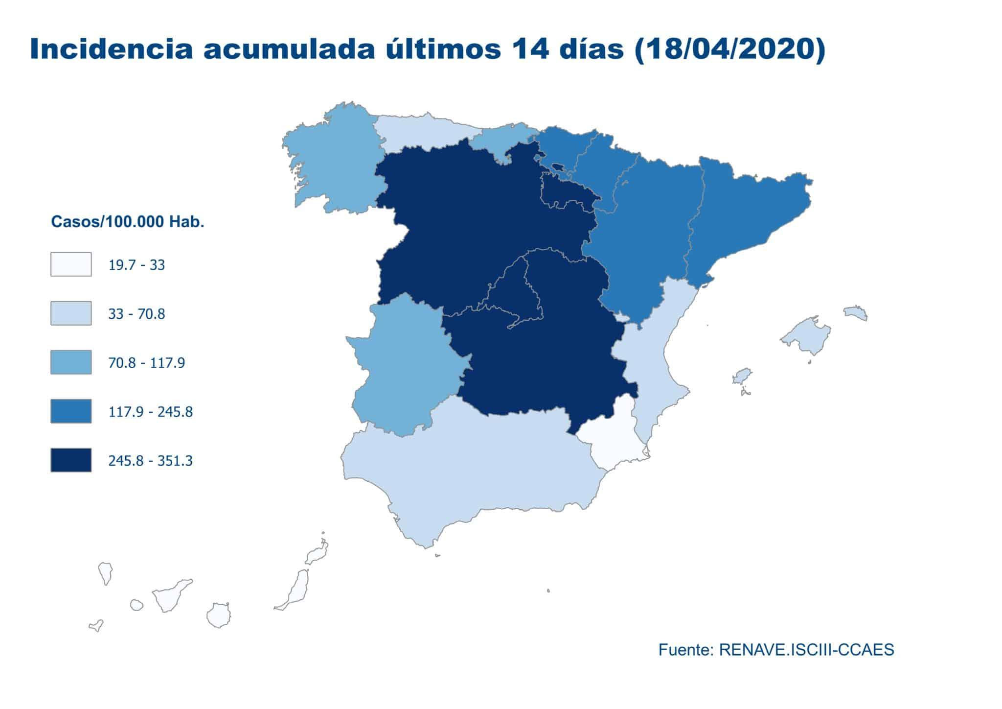 La Rioja lamenta cinco nuevos fallecimientos por coronavirus y registra 57 casos más 3