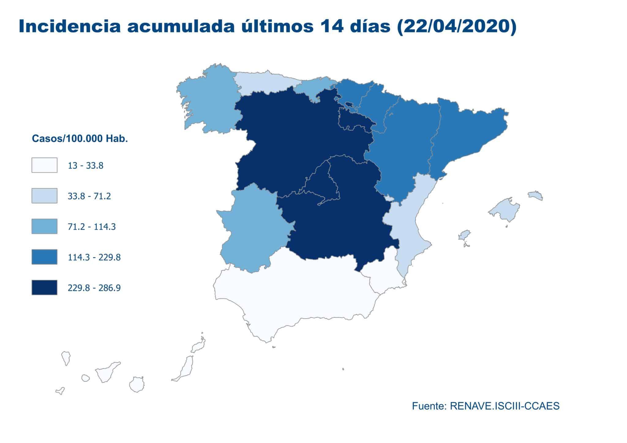 La Rioja suma 47 nuevos casos confirmados y cinco fallecidos más por coronavirus 3