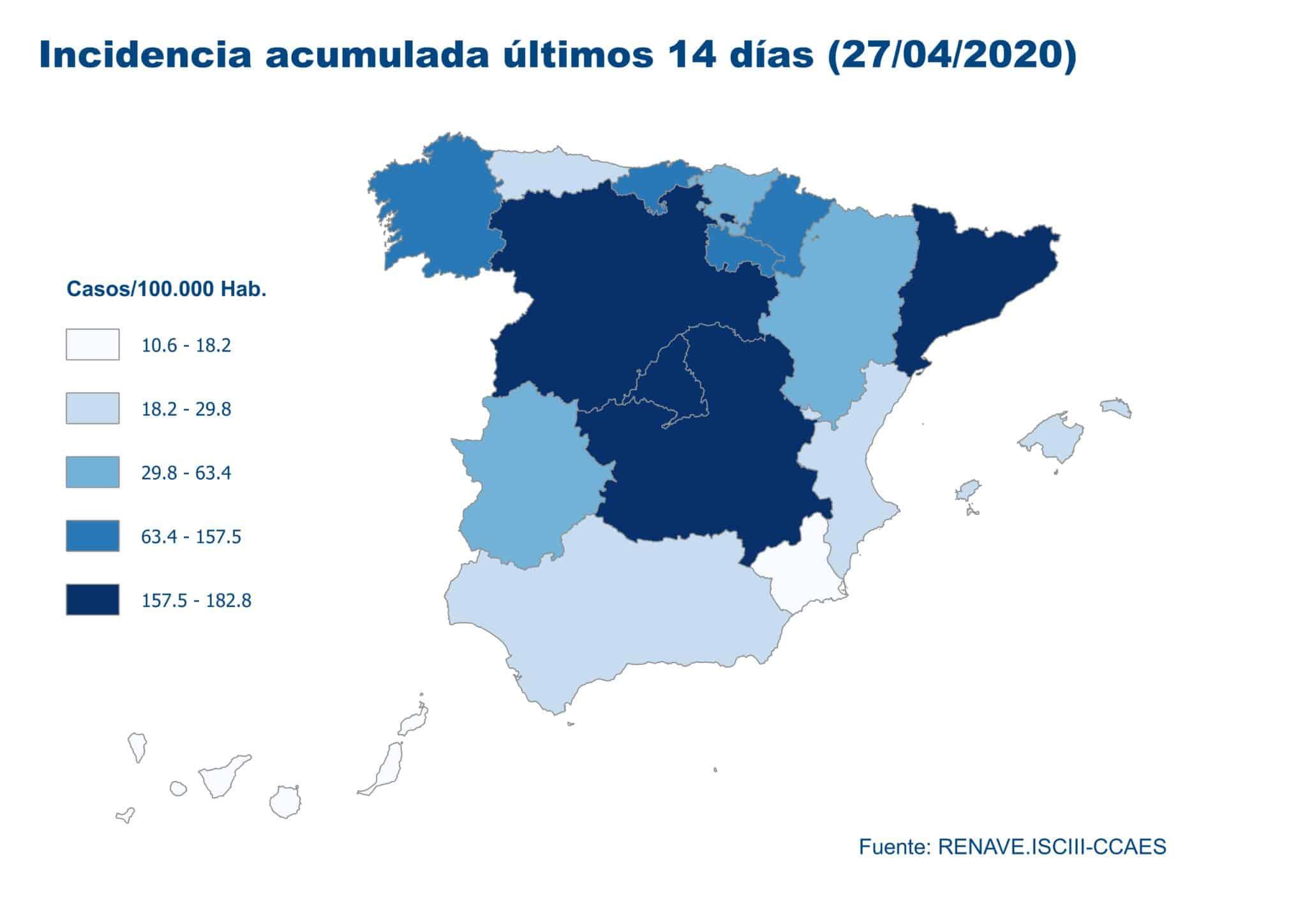 Seis fallecidos y cinco casos más por coronavirus en La Rioja 3