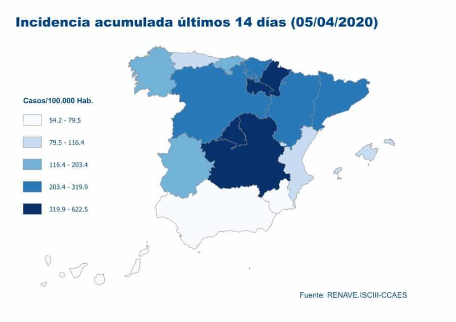 La Rioja roza los 1.000 recuperados de COVID-19 y mantiene 1.614 casos activos 4