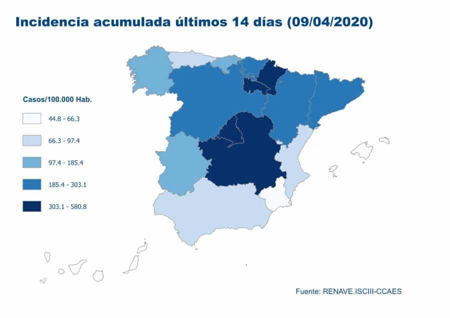 La Rioja sufre 14 nuevos fallecimientos por coronavirus y suma 50 nuevos casos 4