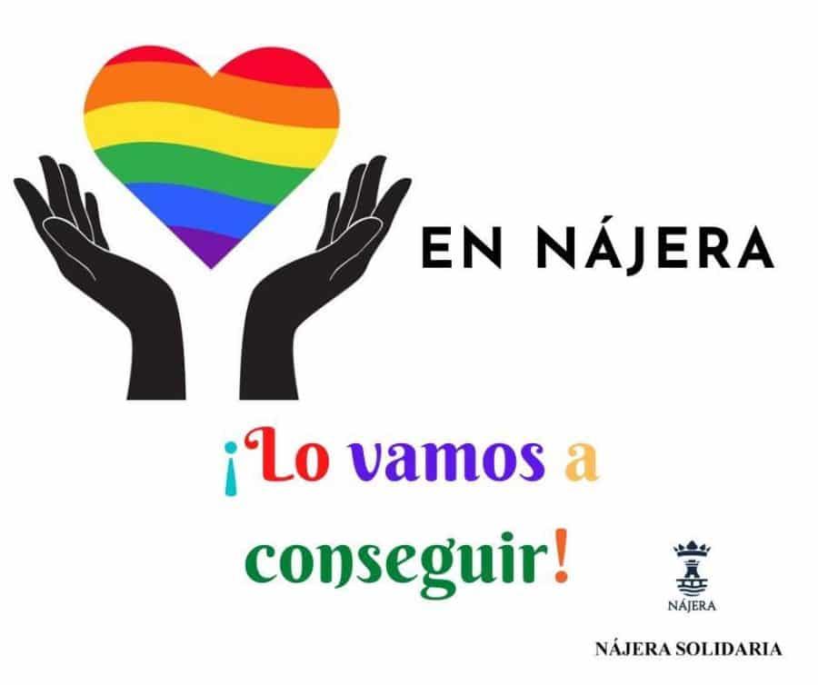 Iniciativa solidaria en Nájera para hacer frente a la pandemia 5