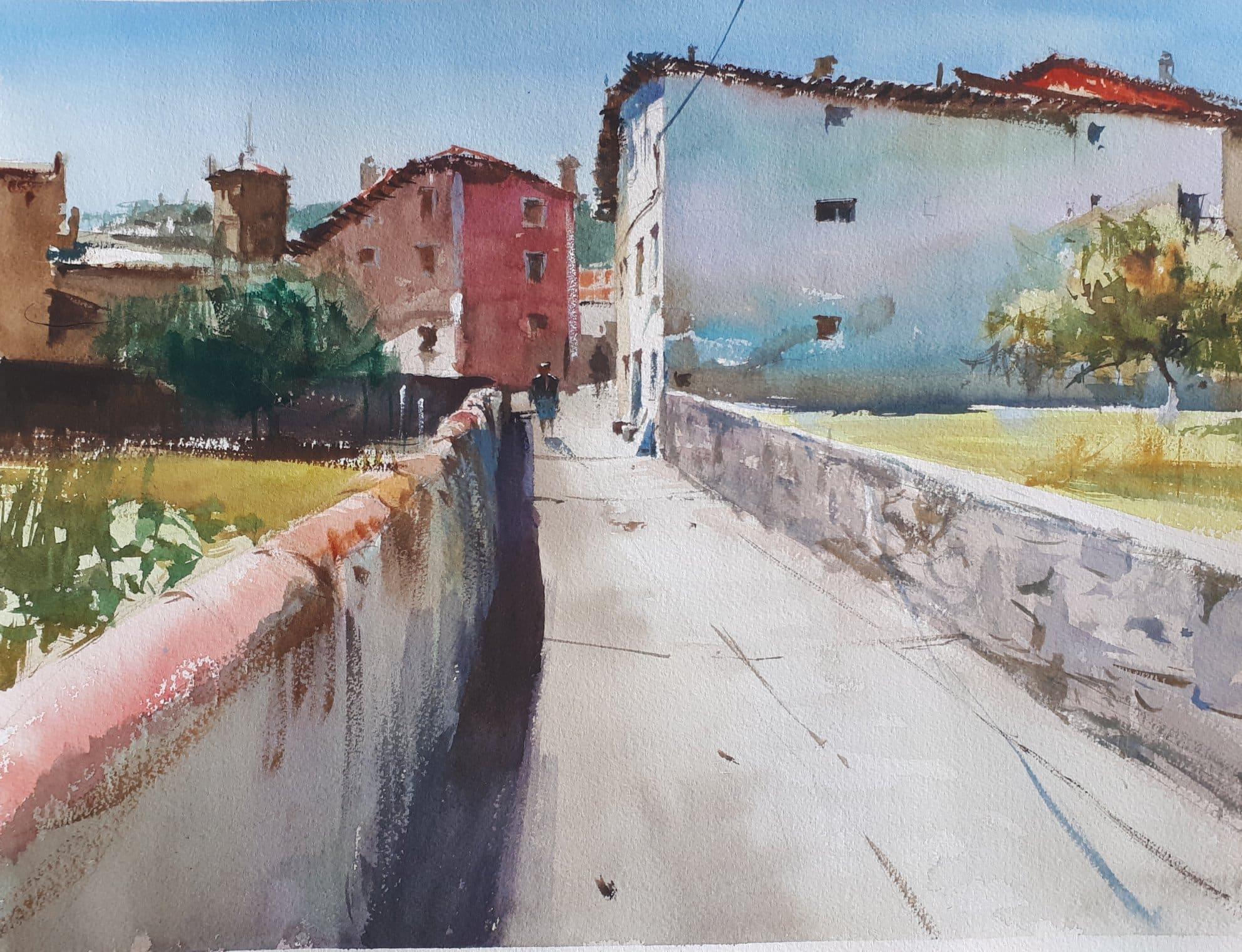 Artistas afincados en La Rioja donan sus obras para la compra de material sanitario 3