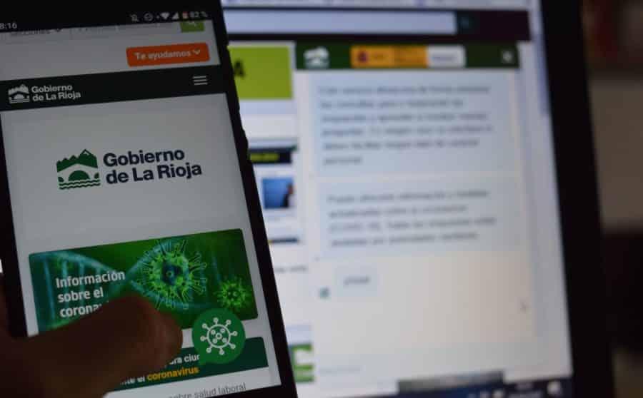El asistente virtual sobre el coronavirus incorpora su versión en WhatsApp 1