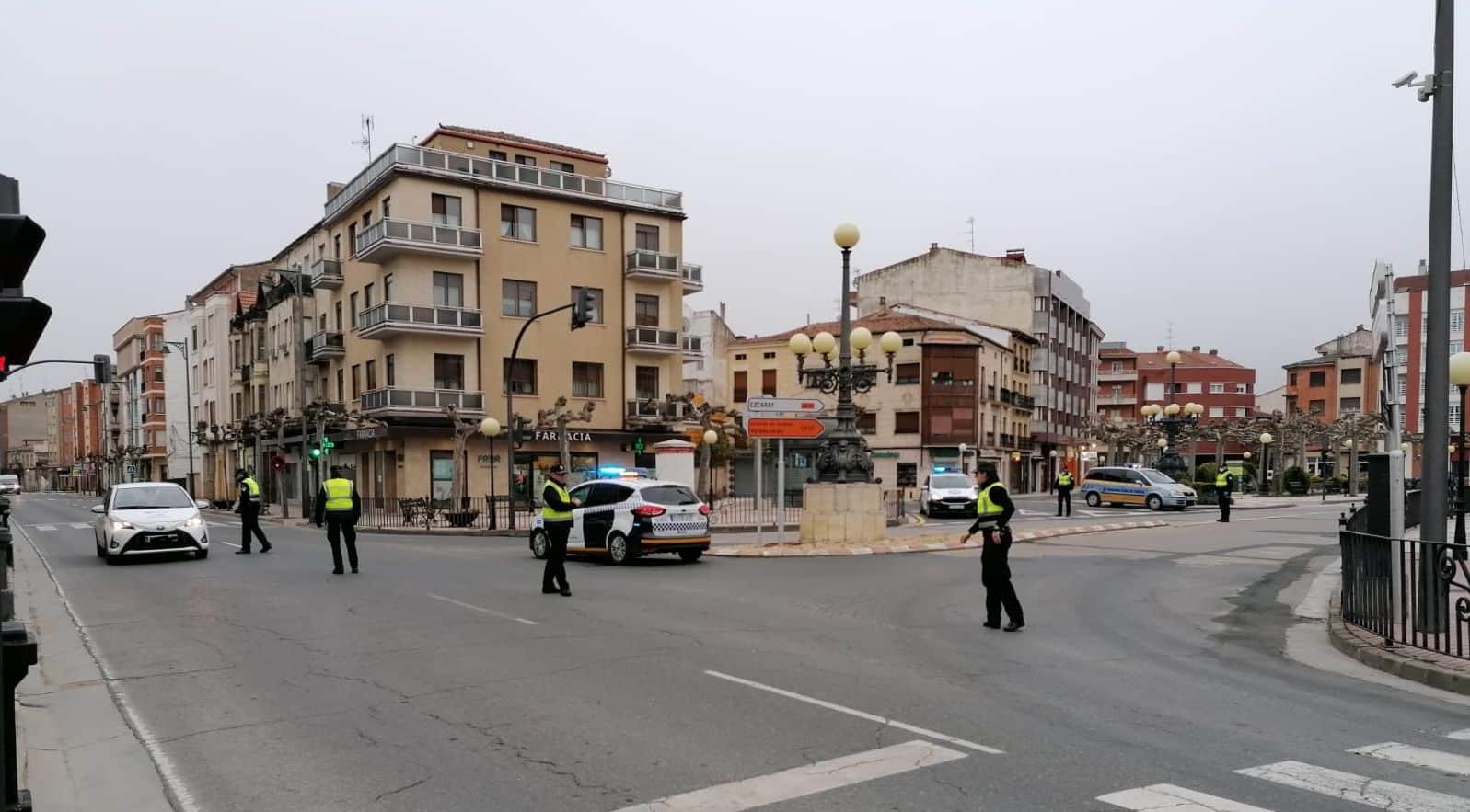 Policía local de Santo Domingo