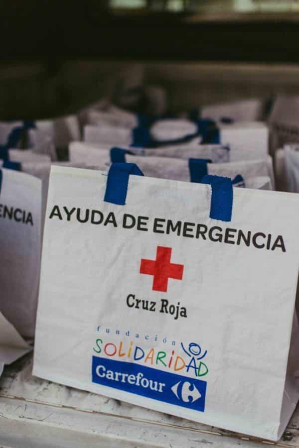 Carrefour y Cruz Roja activan su 'Dispositivo de Respuesta Inmediata en Emergencias' ante la crisis del Covid-19 3