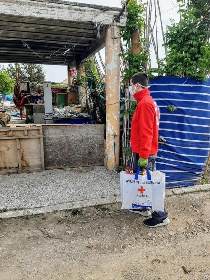 Carrefour y Cruz Roja activan su 'Dispositivo de Respuesta Inmediata en Emergencias' ante la crisis del Covid-19 2