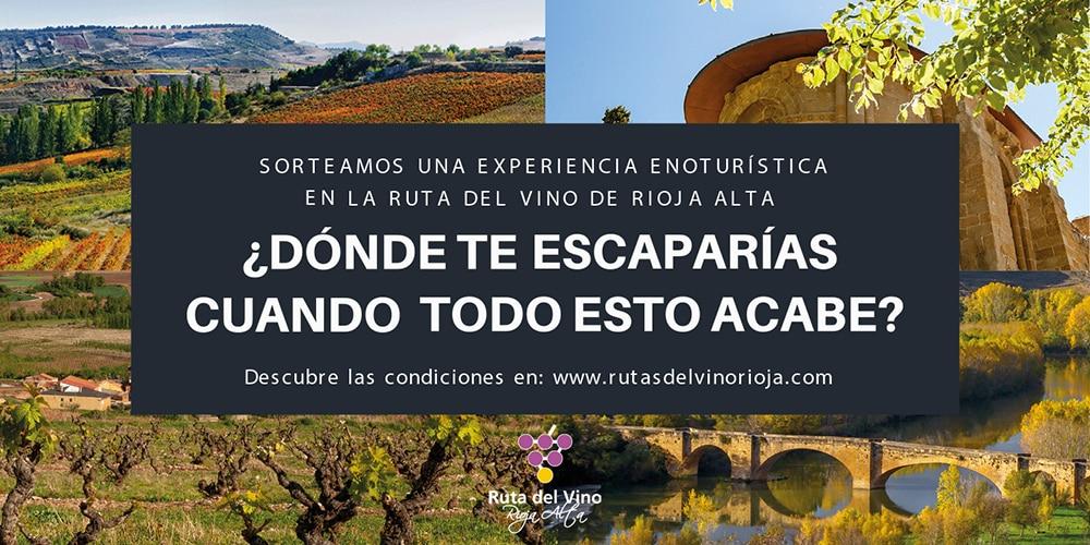 """La Rioja Alta, uno de los destinos elegidos por National Geographic para """"escapar cuando todo pase"""" 1"""