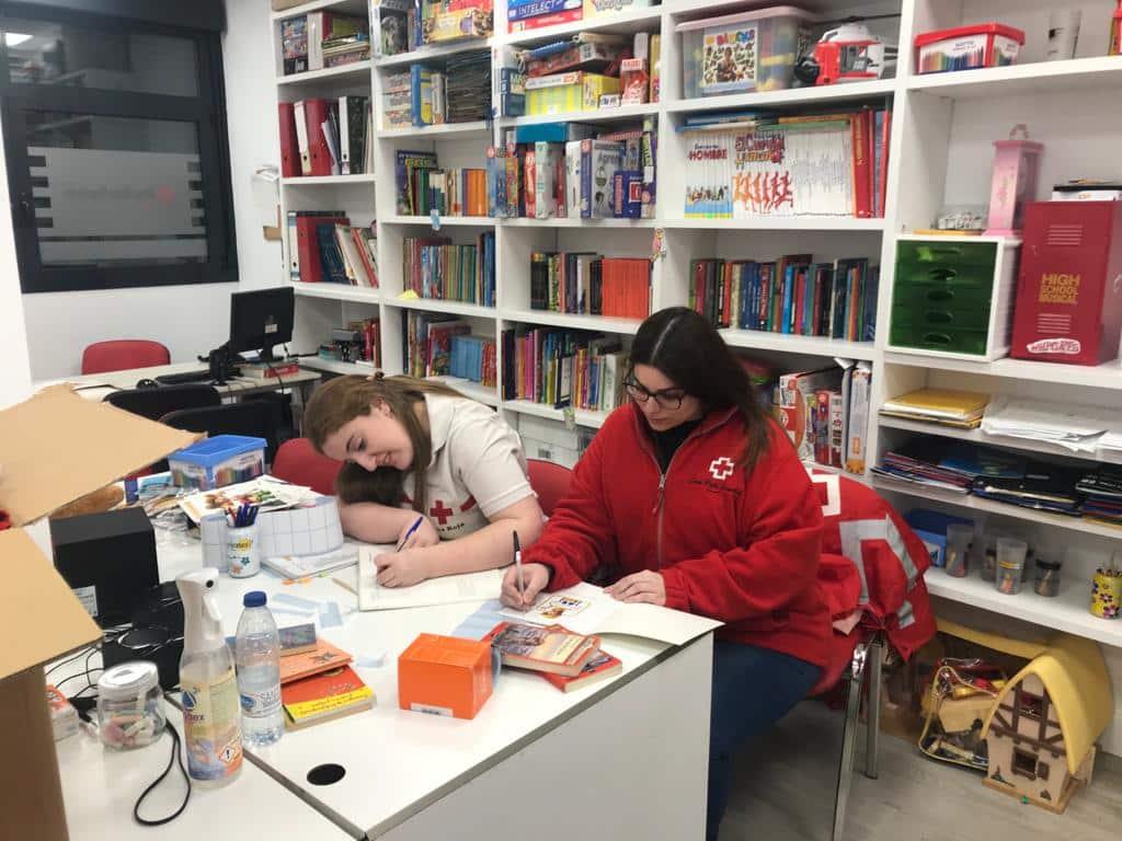 Cruz Roja Juventud de Haro celebra el Día del Libro con varias actividades 1