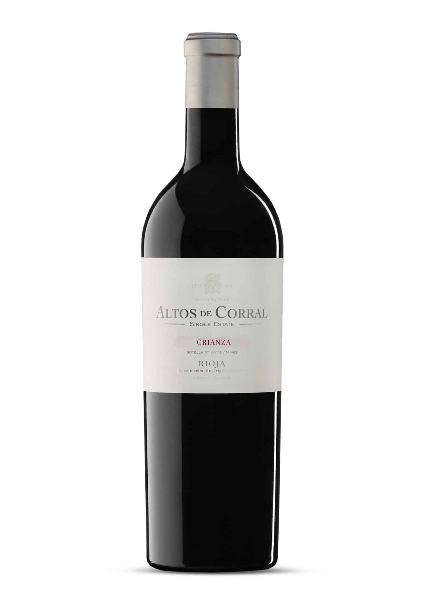 Altos de Corral, el vino ecológico de la bodega de Navarrete, cambia de imagen 1
