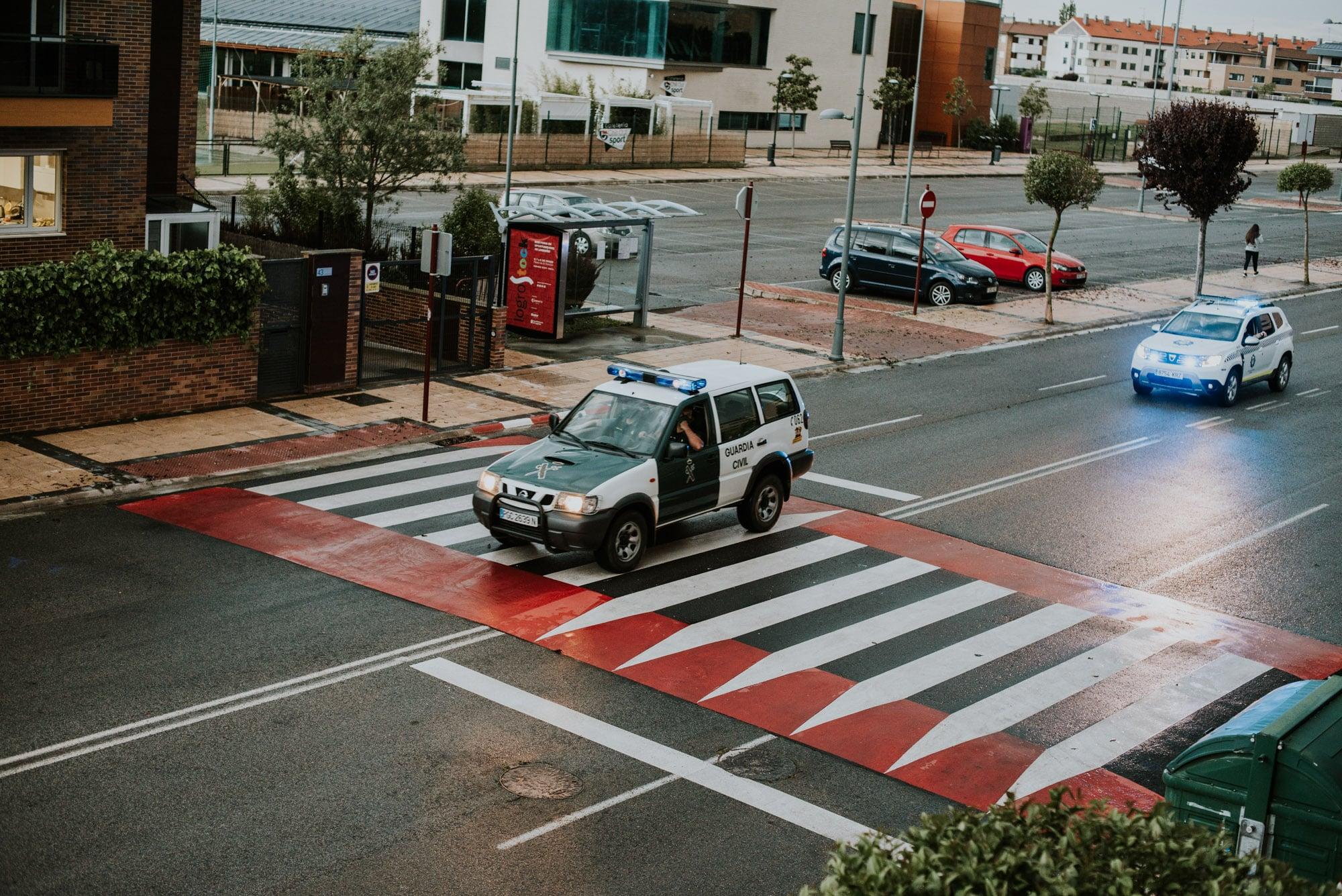 FOTOS: Haro homenajea a los héroes del coronavirus con una 'caravana solidaria' 15