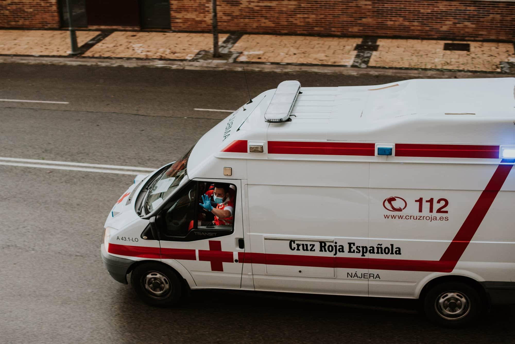 FOTOS: Haro homenajea a los héroes del coronavirus con una 'caravana solidaria' 9
