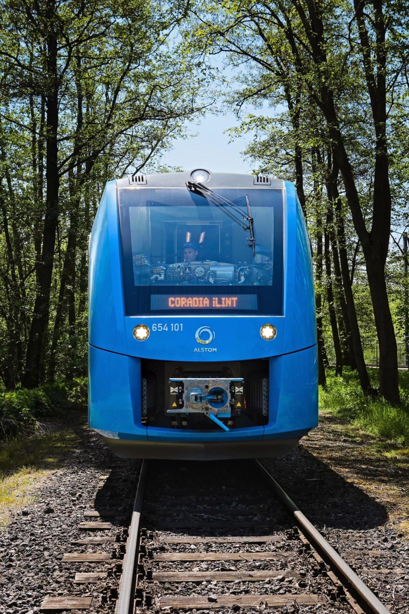 Los primeros trenes de hidrógeno del mundo completan con éxito su periodo de pruebas 1