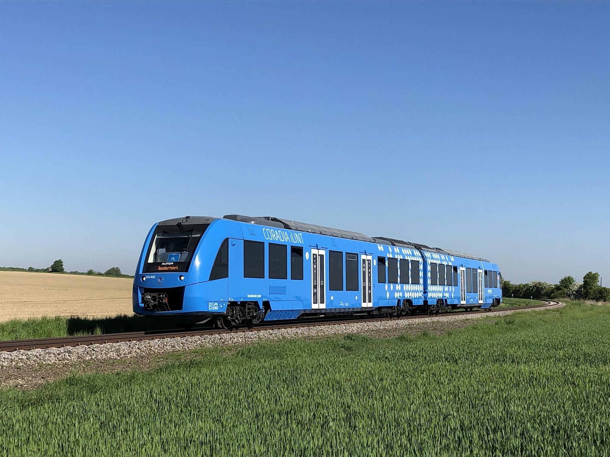 Los primeros trenes de hidrógeno del mundo completan con éxito su periodo de pruebas 3