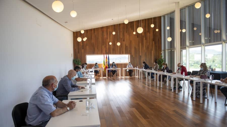 """Andreu presenta a 16 alcaldes el plan para la Desescalada Rural: """"Una experiencia piloto y exportable a otros territorios"""" 1"""
