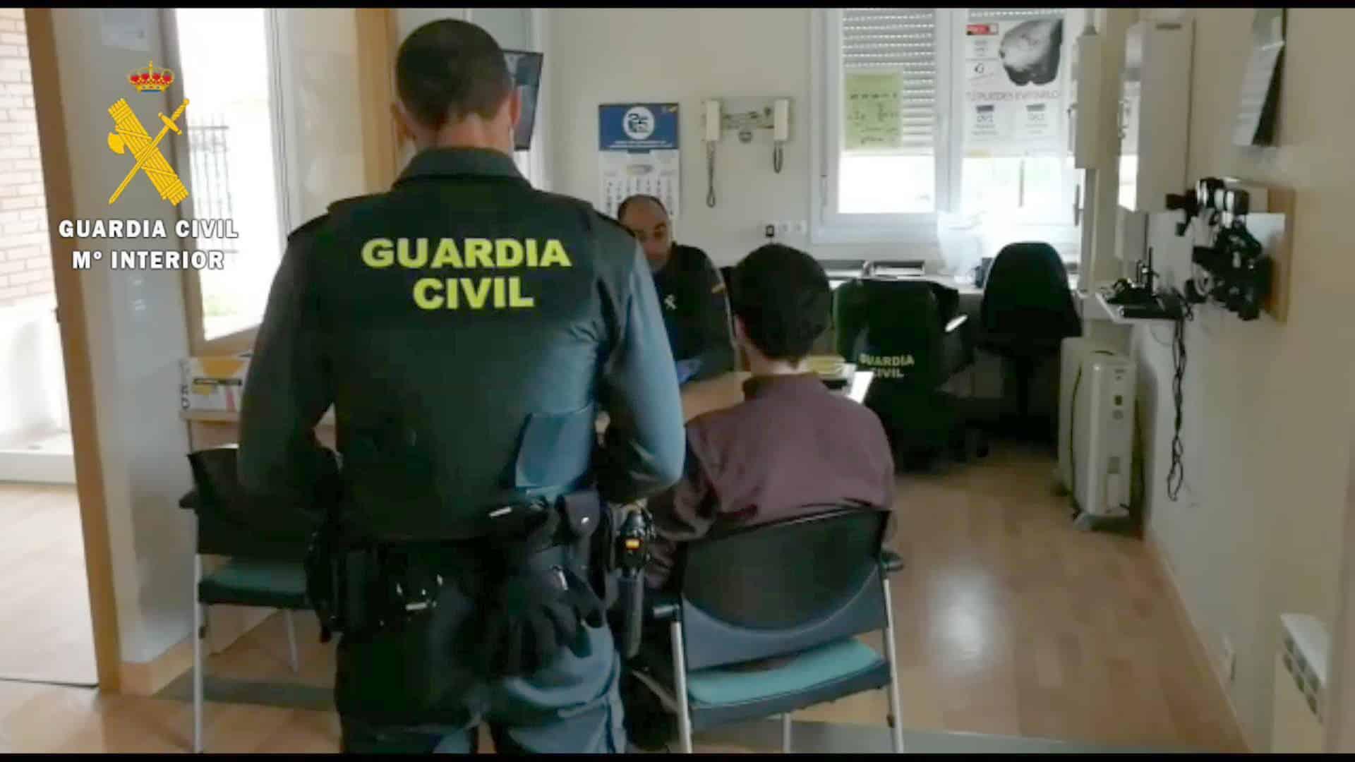 Detienen a una persona en La Rioja por robo con fuerza y por saltarse el confinamiento 1