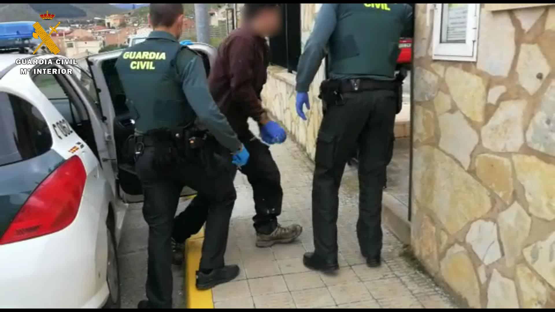 Detienen a una persona en La Rioja por robo con fuerza y por saltarse el confinamiento 2
