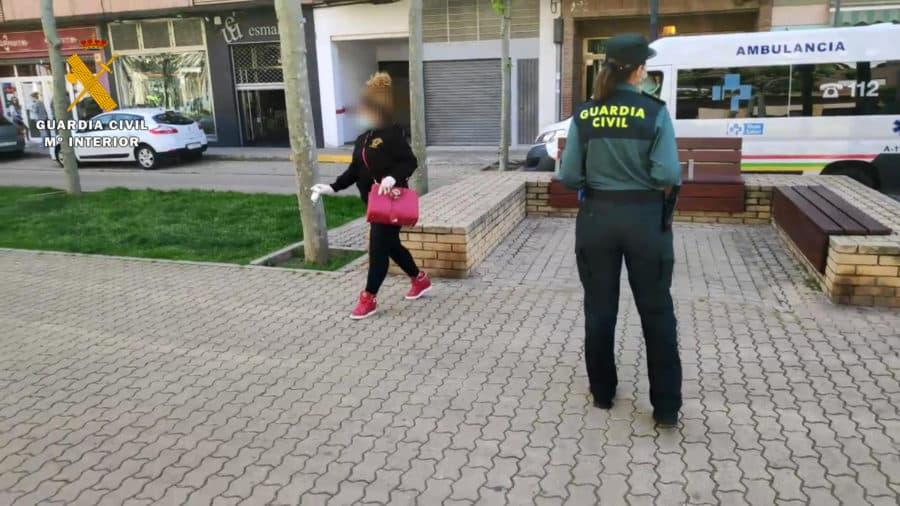 Una mujer con síntomas de coronavirus se fuga de un centro de salud en La Rioja 4