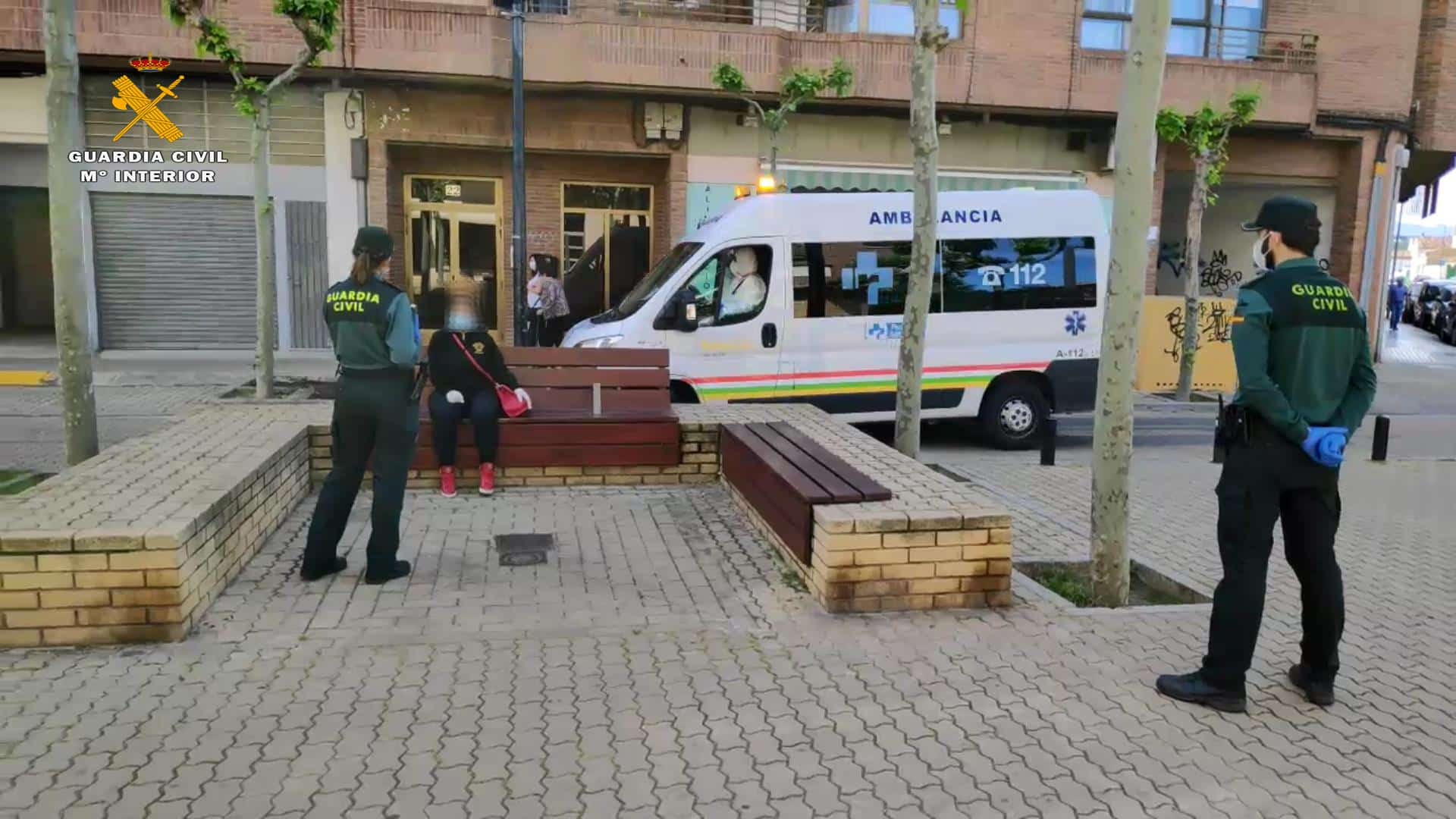 Una mujer con síntomas de coronavirus se fuga de un centro de salud en La Rioja 3