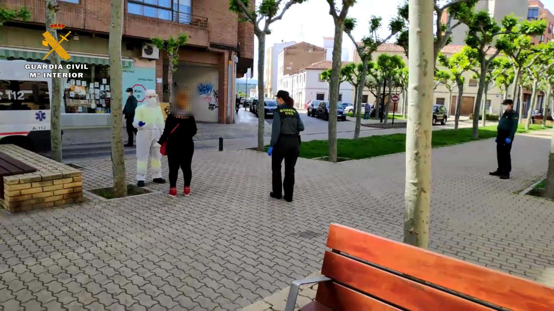 Una mujer con síntomas de coronavirus se fuga de un centro de salud en La Rioja 1