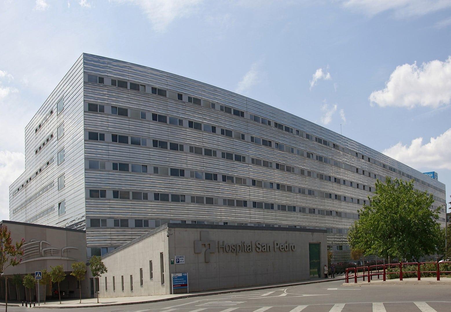 El descenso de la presión asistencial del COVID-19 en La Rioja se consolida en el ámbito hospitalario 1