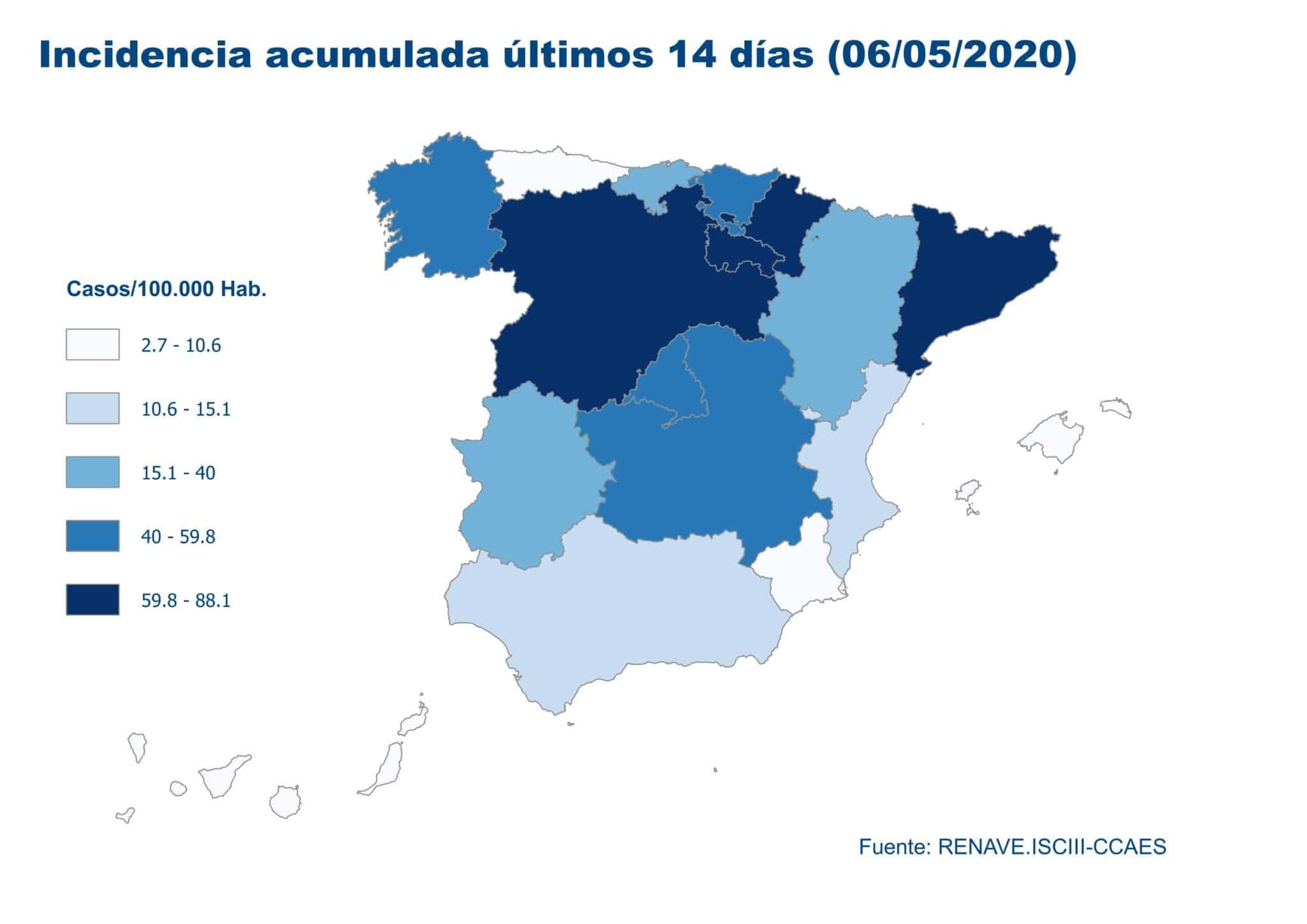 Un fallecido y seis casos más confirmados por coronavirus en La Rioja 3