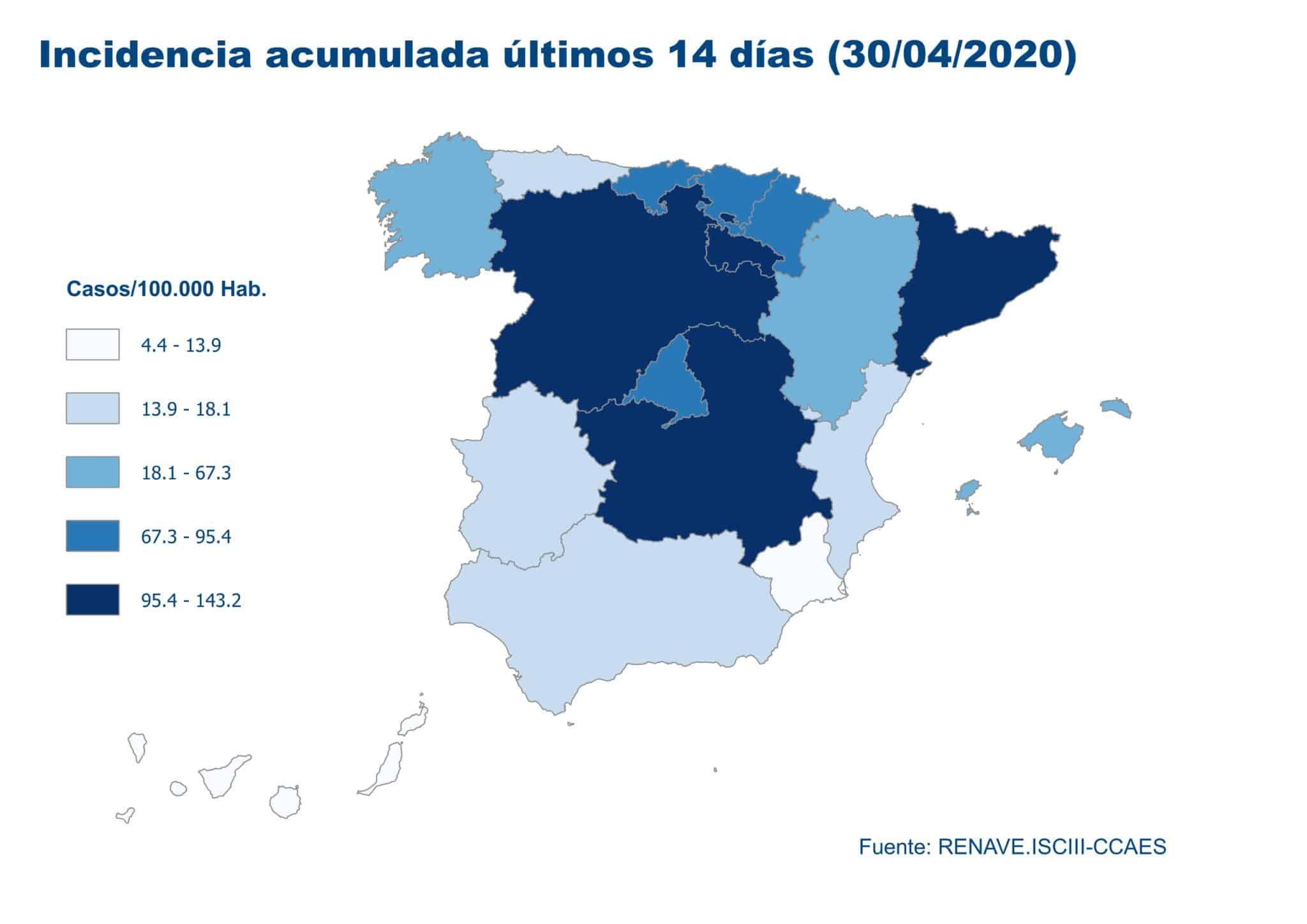 Un fallecido y 18 nuevos casos por coronavirus en La Rioja 3