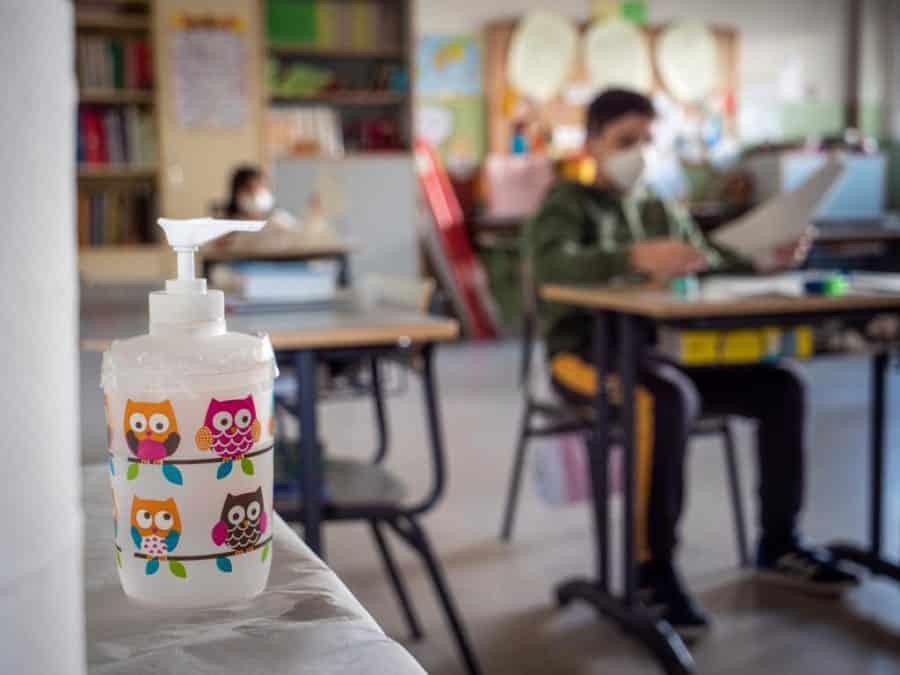 """347 alumnos regresan a las aulas en La Rioja de forma """"voluntaria"""" y por """"prescripción pedagógica"""" 3"""