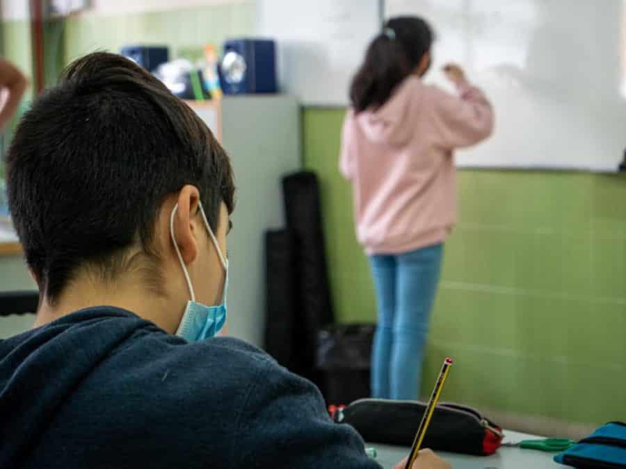 """347 alumnos regresan a las aulas en La Rioja de forma """"voluntaria"""" y por """"prescripción pedagógica"""" 4"""