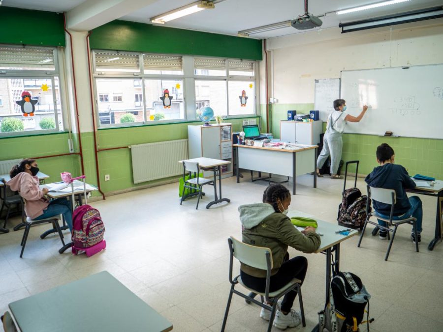 """347 alumnos regresan a las aulas en La Rioja de forma """"voluntaria"""" y por """"prescripción pedagógica"""" 5"""