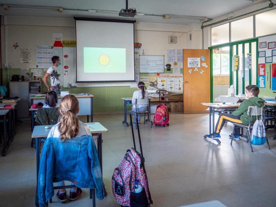 """347 alumnos regresan a las aulas en La Rioja de forma """"voluntaria"""" y por """"prescripción pedagógica"""" 6"""
