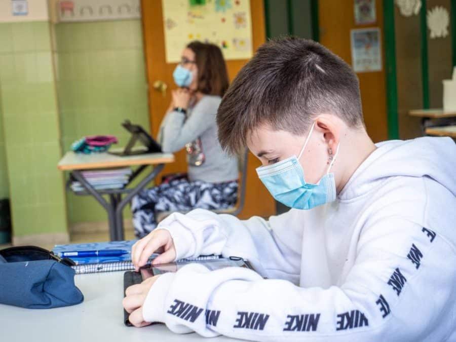 """347 alumnos regresan a las aulas en La Rioja de forma """"voluntaria"""" y por """"prescripción pedagógica"""" 7"""