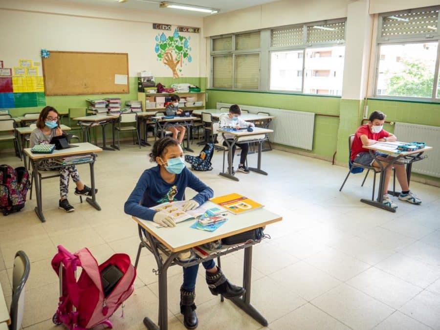 41 centros educativos de La Rioja han realizado actividades presenciales en el inicio de la fase 2 1
