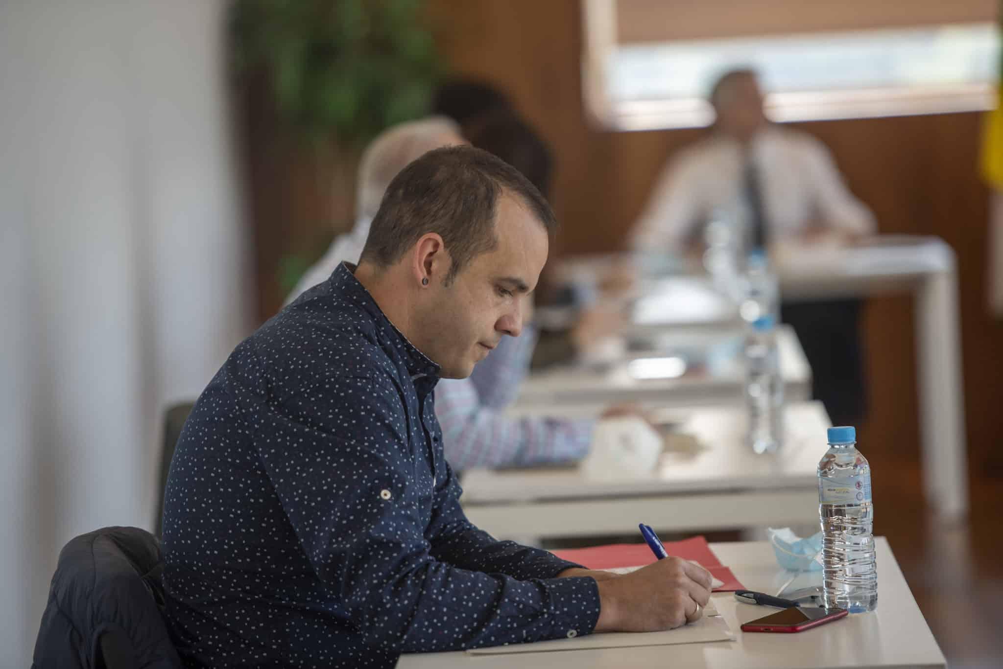 Haro, Nájera y Santo Domingo participan en la segunda reunión de la Mesa para la Reconstrucción de La Rioja 1