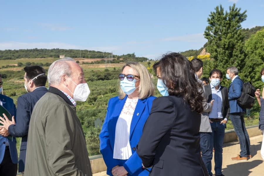 Haro, Nájera y Santo Domingo participan en la segunda reunión de la Mesa para la Reconstrucción de La Rioja 5