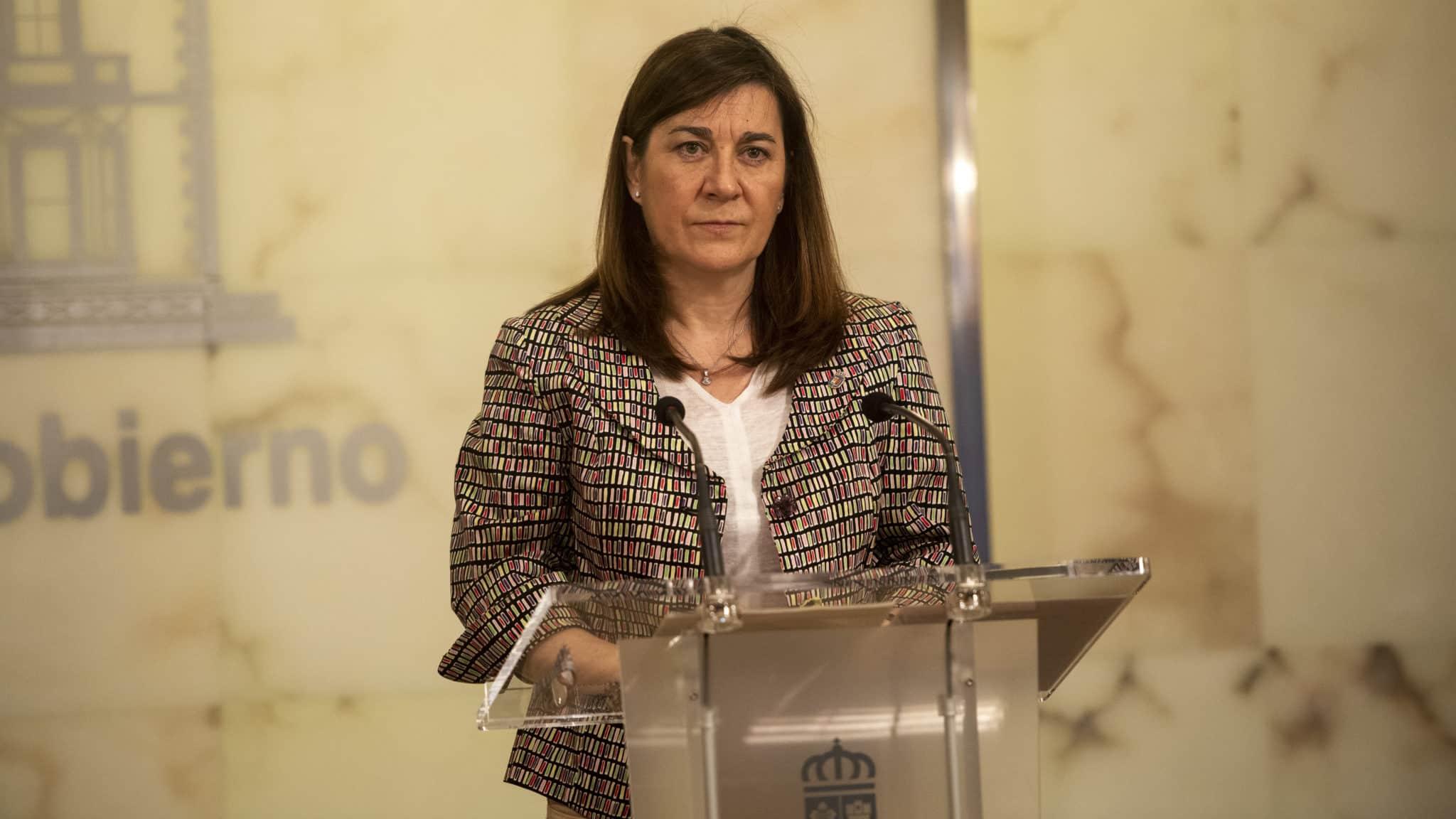 """Andreu pide a la ciudadanía riojana """"responsabilidad y disciplina"""" en el cambio de fase 1"""