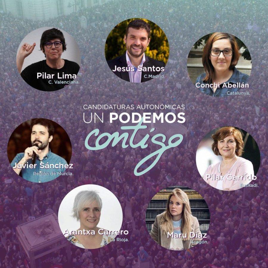 Arantxa Carrero se suma a la carrera por dirigir Podemos en La Rioja 1