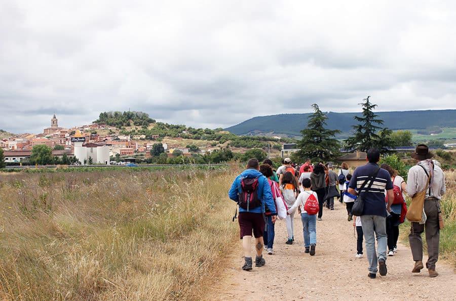 'Una parada en el Camino' de Bodegas Corral se aplaza a 2021 por el coronavirus 1