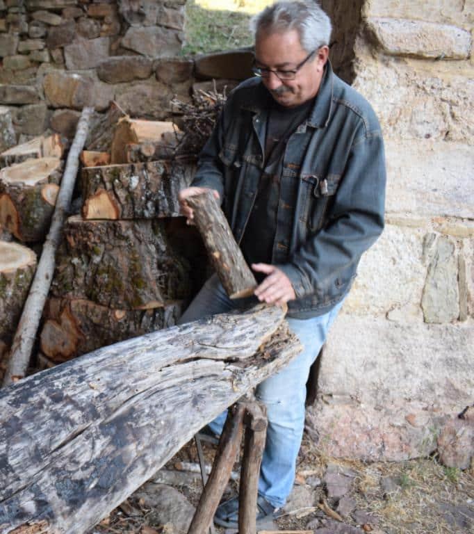 EspacioArteVACA, cultura contra la despoblación en Viniegra de Abajo 7