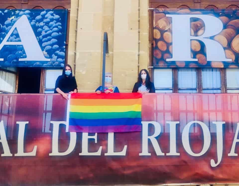El Ayuntamiento de Haro se suma a la celebración del Día Internacional del Orgullo LGTBI 2