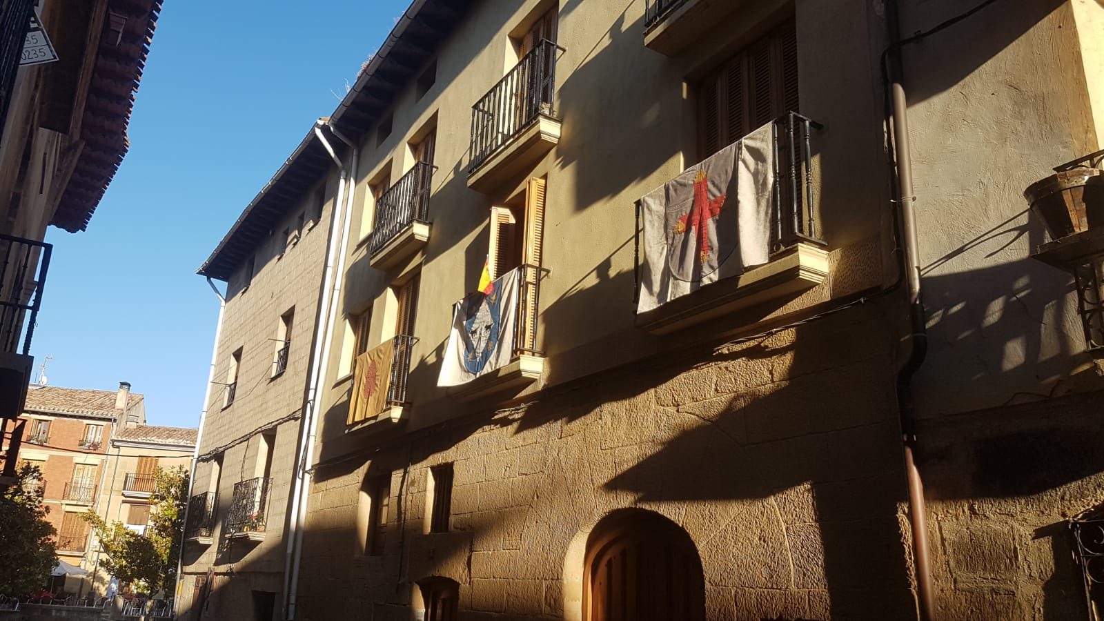 El espíritu medieval perdura en Briones 5
