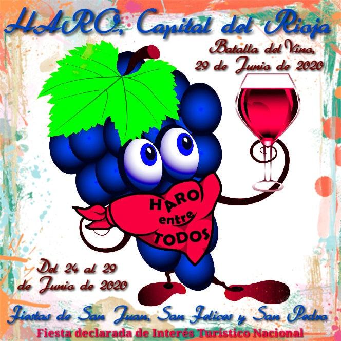 Ya puedes votar por tu cartel favorito de las fiestas de Haro 3