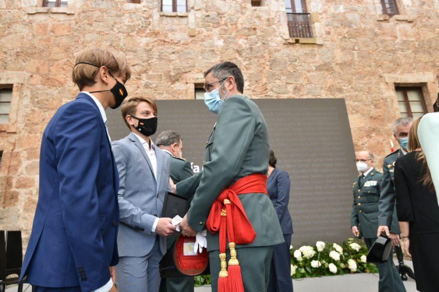 FOTOS: La celebración del Día de La Rioja en San Millán en tiempos de pandemia 9