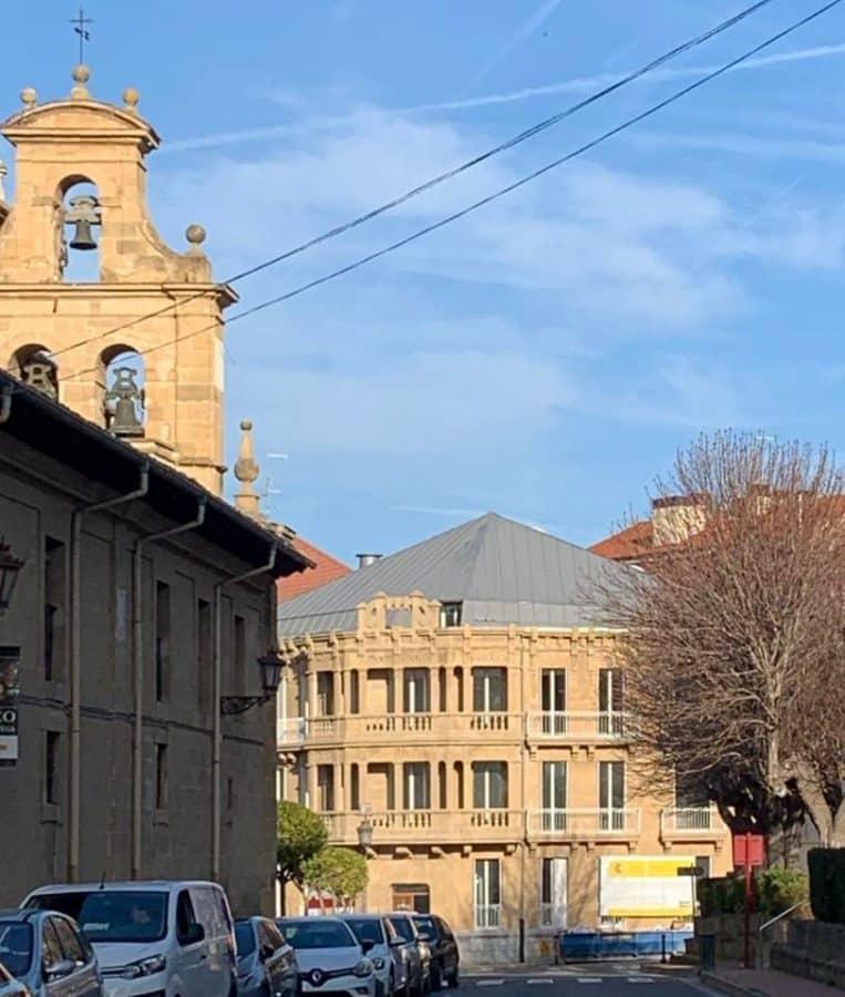 Finalizan las obras de rehabilitación del edificio María Díaz de Haro 2
