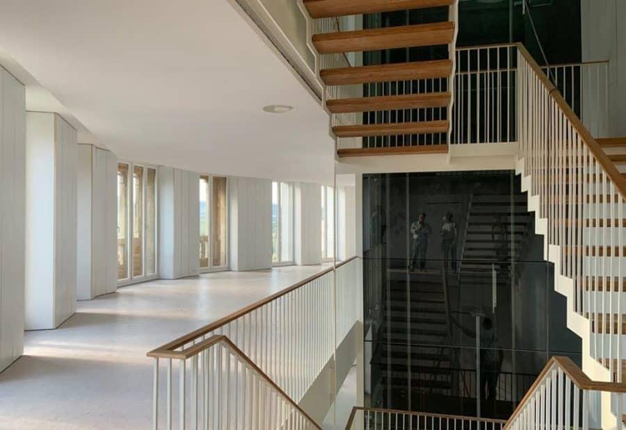Finalizan las obras de rehabilitación del edificio María Díaz de Haro 1