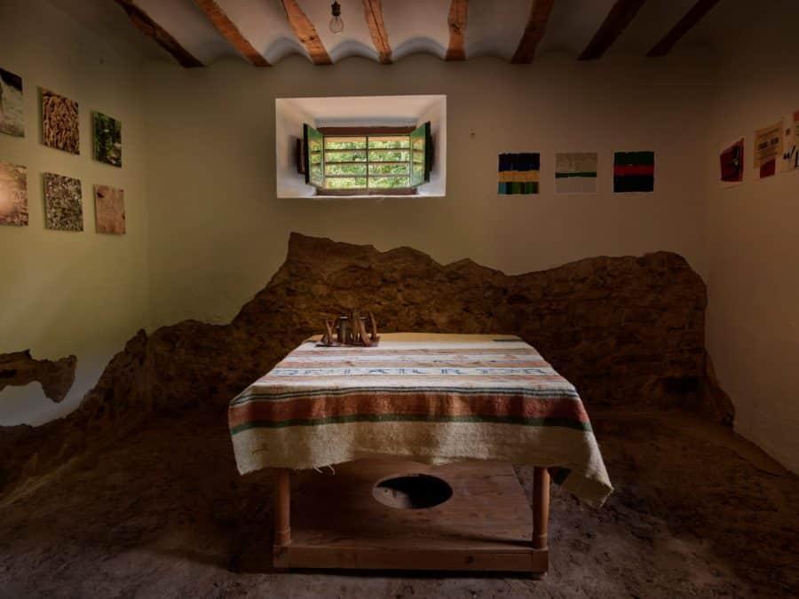 EspacioArteVACA, cultura contra la despoblación en Viniegra de Abajo 2