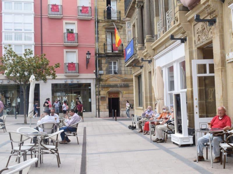 Terraza Bar Haro
