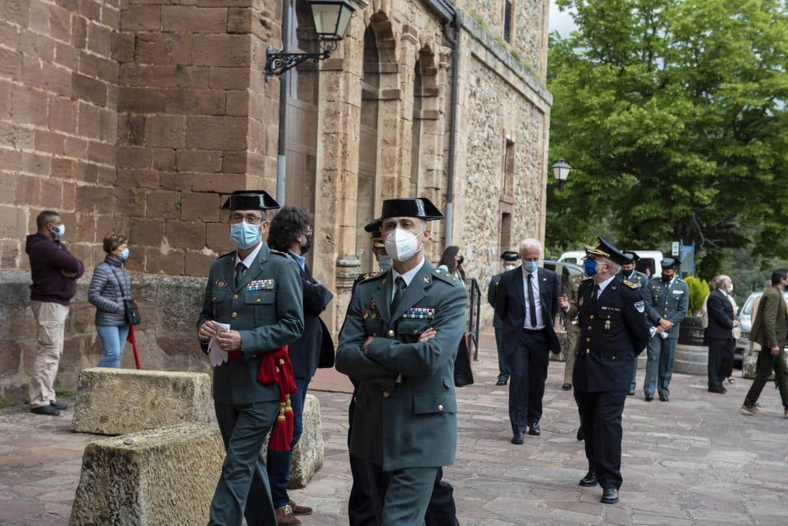 FOTOS: Funeral en Valvanera en honor a las víctimas por COVID-19 3